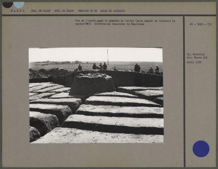 Tumulus de Si Allal El Bahraoui