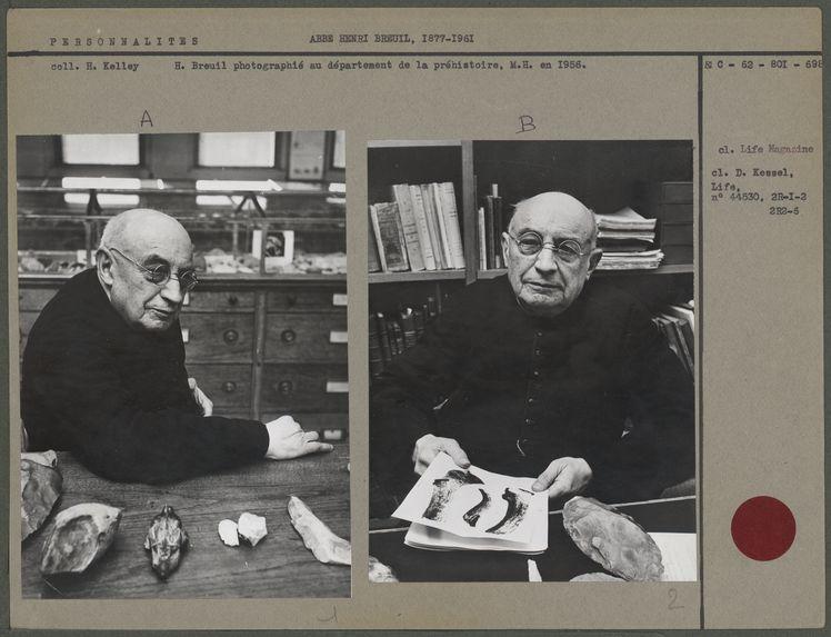 Abbé Henri Breuil, 1877-1961