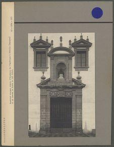 Buste de Las Casas, Institut hispano cubain d'Histoire de l'Amérique à Séville