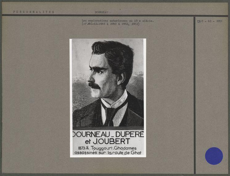 Dourneau [Charles Norbert Dourneaux-Duperré]