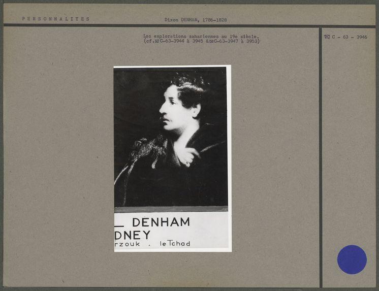 Dixon Denham 1786-1828