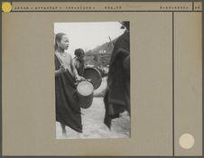 Tambour et gong