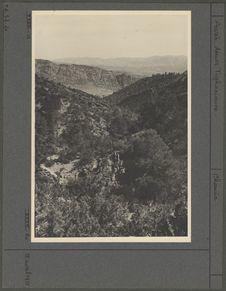 Au Nord des gorges de Tighanimine