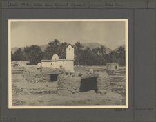 Cimetière mosquée
