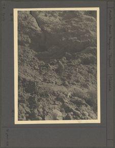 Abri abandonné de la falaise de Tissidelt