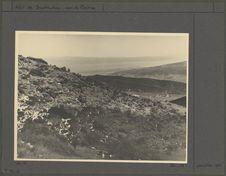 Descente du Pic des Cèdres vers la vallée de Batna