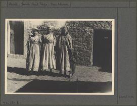 Epouse et filles du Caïd