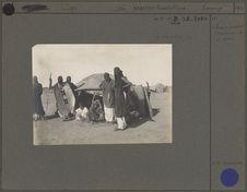 Campement touareg de l'Aïr