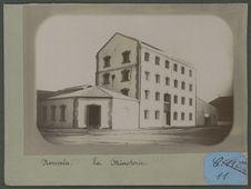 Nouméa, la minoterie