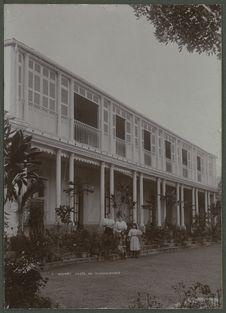 Nouméa Hôtel du Gouverneur