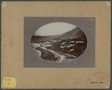 Nouméa, la vallée du Tir