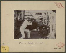 Ouaco : castration d'une vache