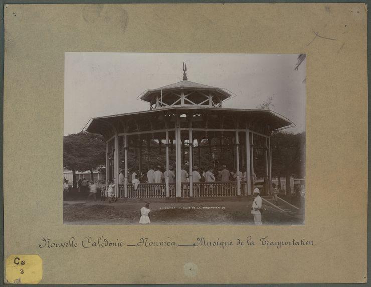 Nouméa : musique de la Transportation