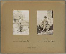 Homme photographié à Bender-Abbas, Perse