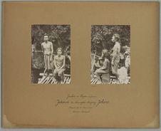 Jouhot et Bajan sa femme