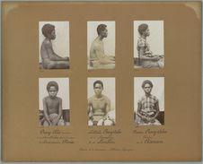 Orang Alor 12 à 14 ans