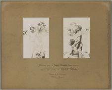 Johannes, 17 ans et Joseph Alexandre Nara, 15 à 16 ans