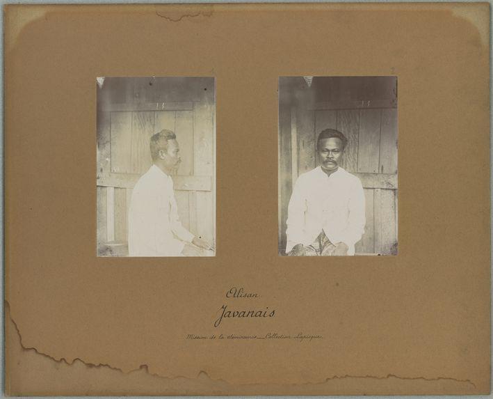 Alisan, Javanais