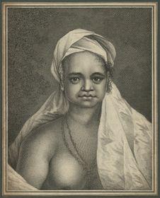 Woman of Santa Christina