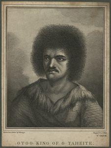 Otoo King of O-Taheite