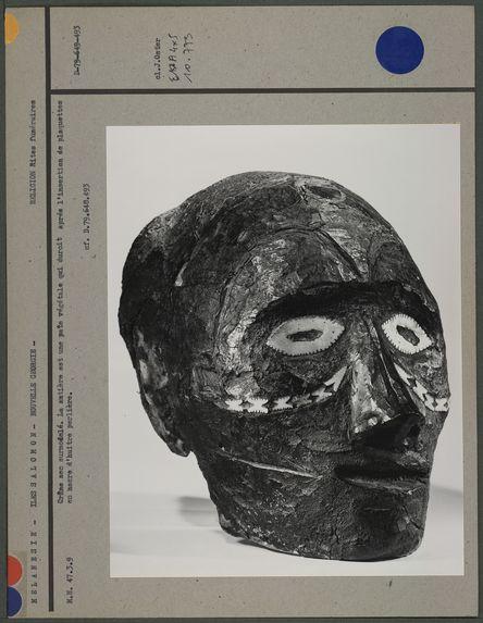 Crâne surmodelé