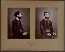 Salomon Meskel, Juif, 26 ans [portrait d'homme]