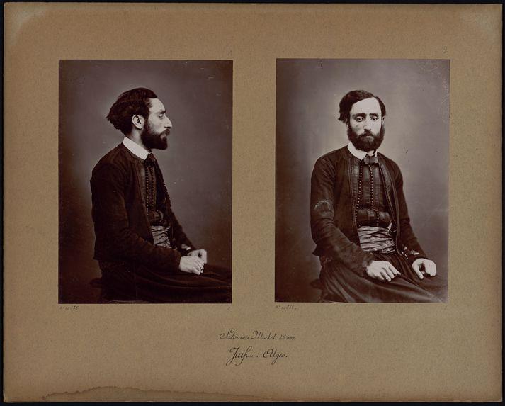 Salomon Meskel, Juif, 26 ans