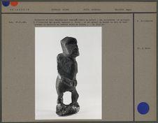 Sculpture représentant nominativement un enfant