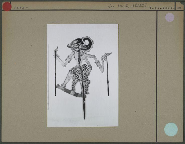 Marionnette : Hanuman