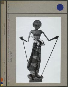 Marionnette de Wayang Golek