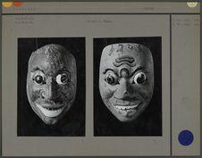 Masque de Wayang