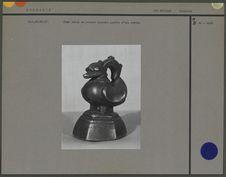 Poids en bronze (canard)