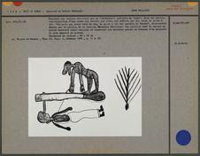 """Peinture sur rouleau faite par un """"Chitrakar&quot"""