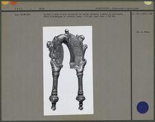 Sarauta en laiton sculpté