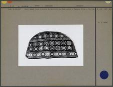 Petit bonnet brodé, acheté à Udaipur