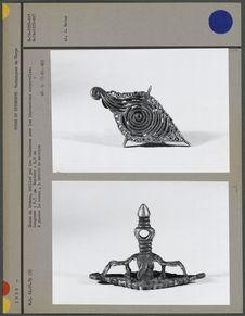 Sceau en bronze utilisé par les brahmanes