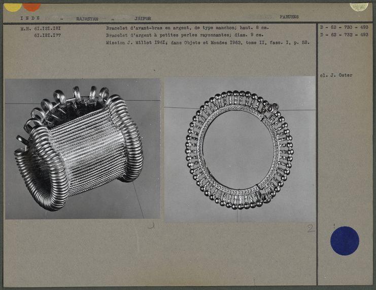 Bracelet manchon