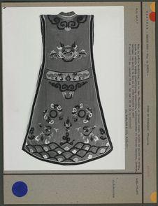 Robe de prêtre bouddhique