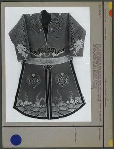 Robe de procession