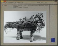 """""""Wara-uma"""", cheval votif"""