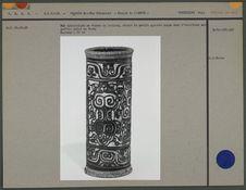 Pot cylindrique