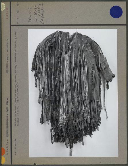 Manteau de chaman
