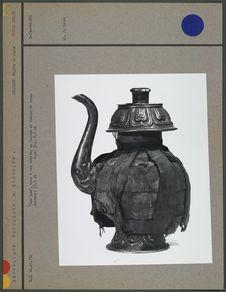 """""""Las bum"""", vase à eau bénite"""