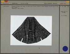 Manteau de dessus pour femme en coton