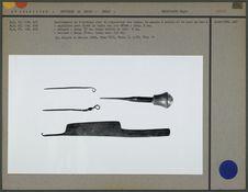 Instruments d'artisan pour tapis