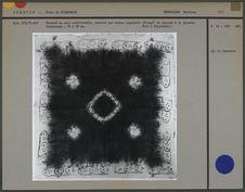 Foulard de soie artificielle