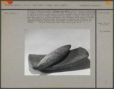Mortier et broyeur en granit