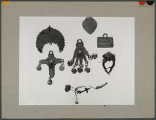 Pendeloques amulettes