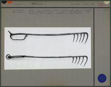 Crochet à main ou arme touareg
