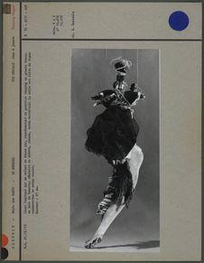 Jouet en bois de tamaris